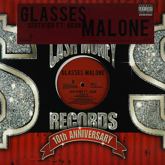 Glasses Malone Featuring Akon // Certified