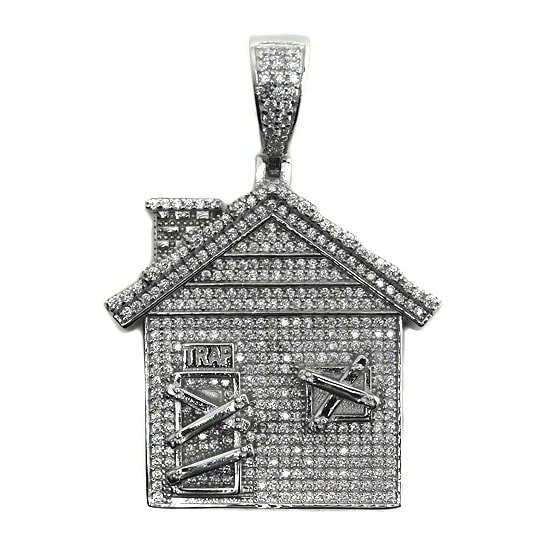 Silver トップ - HOUSE -