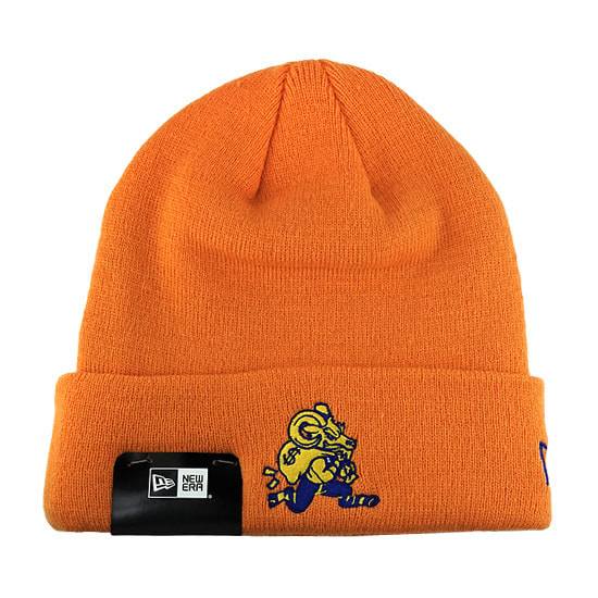 NEW ERA×MIKE WILL MADE IT ニットキャップ -YUGO CUFF KNIT / ORANGE-