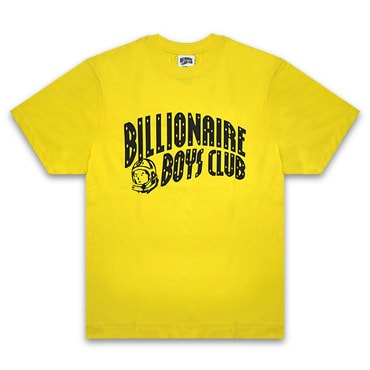 BILLIONAIRE BOYS CLUB Tシャツ -BB CLASSIC ABCH T-SHIRT / SUNFLOWER -
