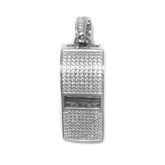 Silver トップ - Whistle -