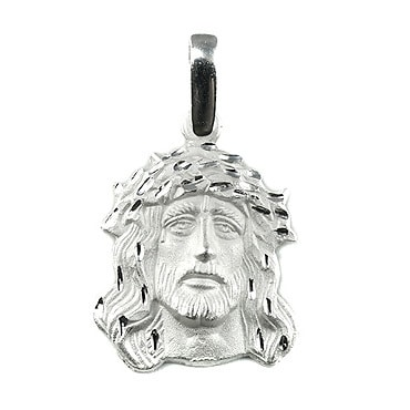 Silver トップ - Jesus -