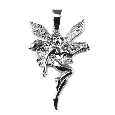 Silver トップ - Fairy -