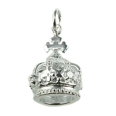 Silver トップ - Crown -