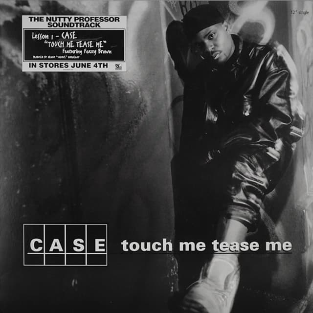 Case // Touch Me Tease Me