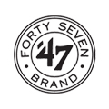 47 -FORTY SEVEN BRAND-