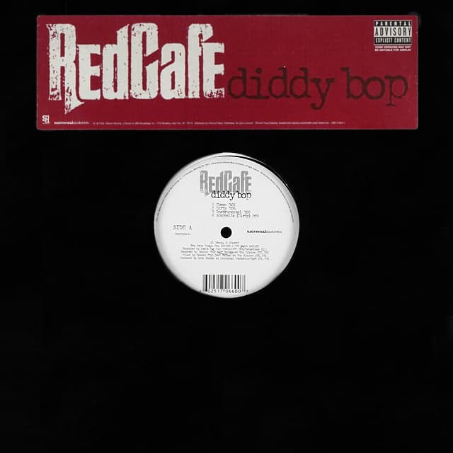 Red Cafe // Diddy Bop / Hat To The Back